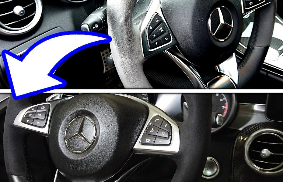 Blog_Easiest way to renew Alcantara - Dinamica Steering Wheels Quickly - How to Clean Alcantara faux suede leather