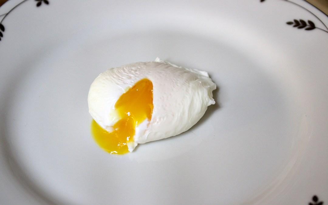Hur man pocherar ett ägg!