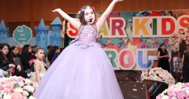 """Gül bayramına özəl möhtəşəm """"Kids Fashion Show"""" keçiriləcək"""