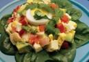 Nəfis yumurta salatı