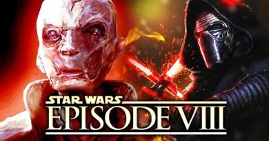 Представлен новый трейлер «Звездных войн 8»