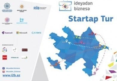 В Сумгаите пройдет стартап-тур проекта «От идеи к бизнесу» при поддержке Azercell