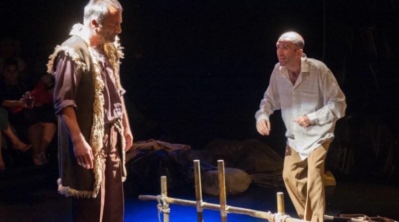 """Akademik Milli Dram Teatrında """"Manqurt"""" tamaşası təqdim olunub"""