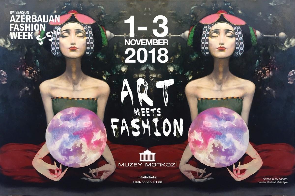 Azerbaijan Fashion Week 8-ci mövsüm öz işinə başlayır