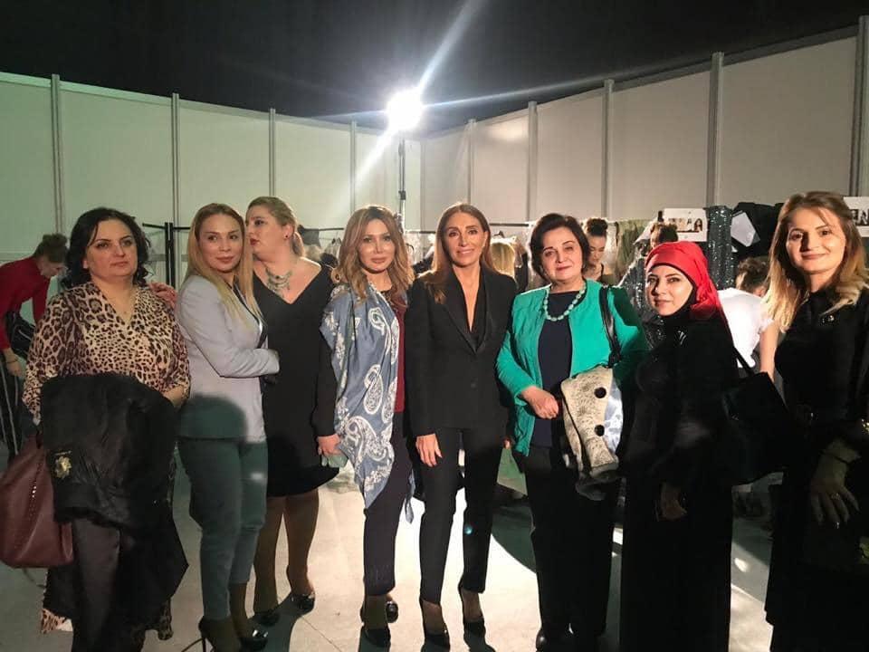 5-ci Fashionİst 2018 beynəlxalq gəlinlik və ziyafət geyimləri sərgisi keçirilib