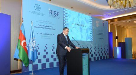 BMTİP, Azərbaycan Hökuməti 6-cı Regional İnternet İdarəçiliyi Forumuna start verdi
