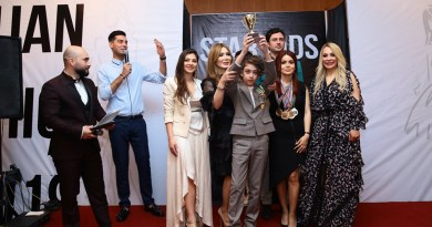 """"""" Kids Fashion Show 2019""""yarışması keçirilib"""