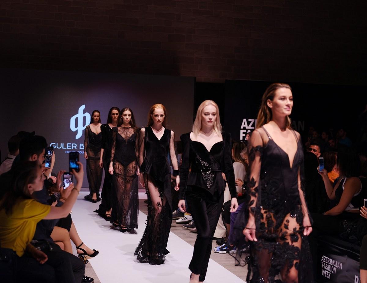 """Türkiyəli modelyer Gülər Baysal """"Azerbaijan Fashion Week"""" moda həftəsinə qatılıb"""