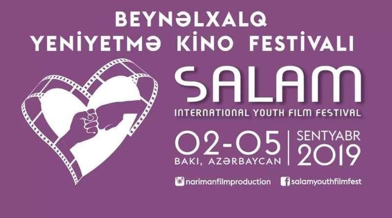 """Bakıda """"Salam"""" Beynəlxalq Yeniyetmə Kino Festivalı keçiriləcək"""