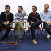 В рамках Baku Jazz Festival прошел воркшоп и мастер-класс Giuseppe Millaci & Vogue Trio