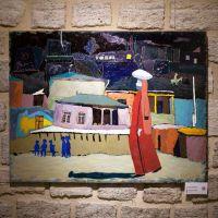 В Баку состоялось открытие персональной выставки туркменского художника Мамеда Ярмаммедова