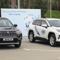 """""""ISR Auto""""şirkəti """"Caspian Ecology 2019"""" sərgisində iştirak edib"""