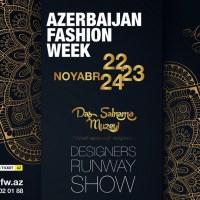 В Баку пройдет 10-й, юбилейный сезон Azerbaijan Fashion Week