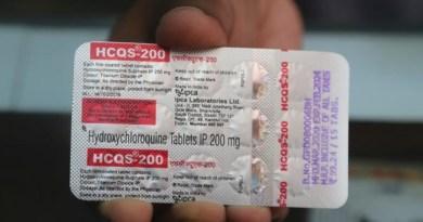 ÜST antimalyariyal preparatla COVID-19-a qarşı aparılan kliniki testləri dayandırıb