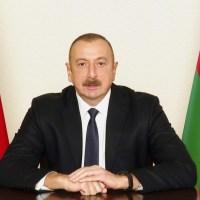 Президент Азербайджана Ильхам Алиев обратился к народу