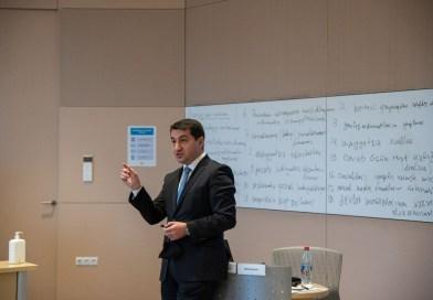 МЕДИА начала цикл мероприятий в Университета АДА