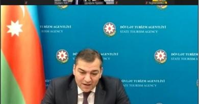 Azərbaycanla Tacikistan arasında turizm əlaqələrinin inkişaf perspektivləri müzakirə olunub