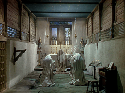 The Fear of Reverse Colonisation in Black Narcissus