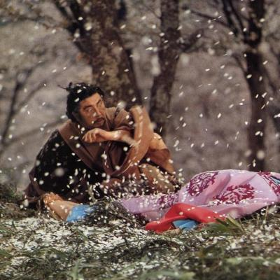Masahiro Shinoda's Ghosts of Japan Trilogy
