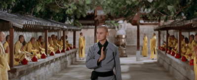 The Shaolin Cinematic Universe