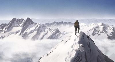 For Dear Life: <i>The Summit of the Gods</i>