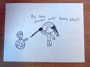 YarnSkull