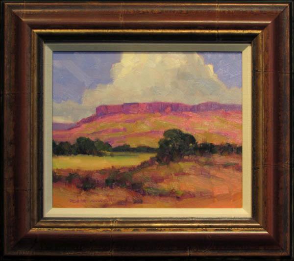 Featured Artist, Robert Knudson - The Frame & I - Prescott Gallery
