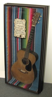 Brad Newman's Guitar