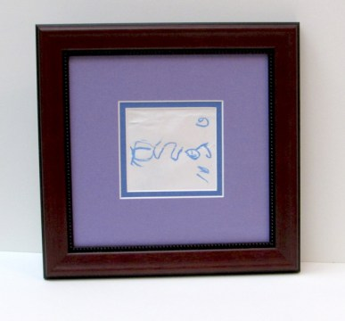 Frame Idea Kids First Signature