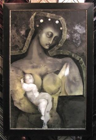 expertly frame original art