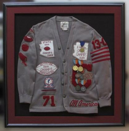 Letterman Sweater