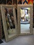 wood mirror frames