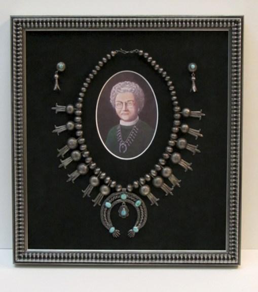 Necklace Squash Blossom
