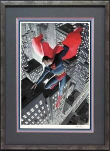 Superman Watercolor