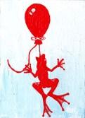 balloon animals frog by ida kendall