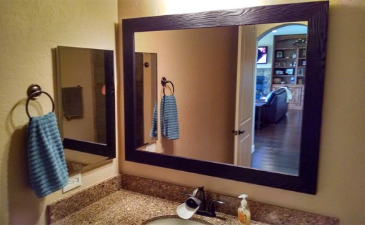 Custom mirror prescott az