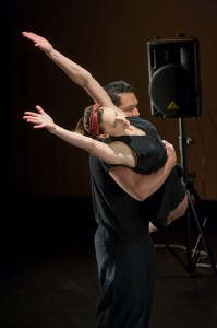 photo by David DeHoyos from the Liminal Space/Frame Dance performance of Steve Reich's 2x5.