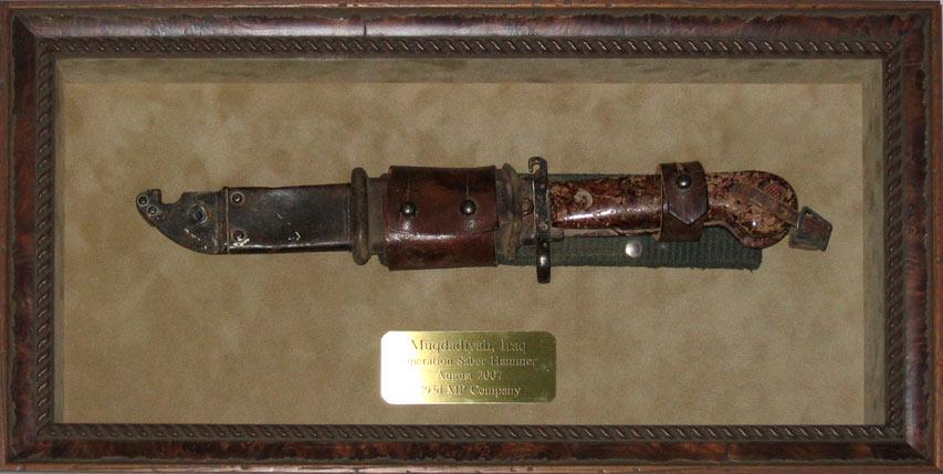 Knife Display Case Plans