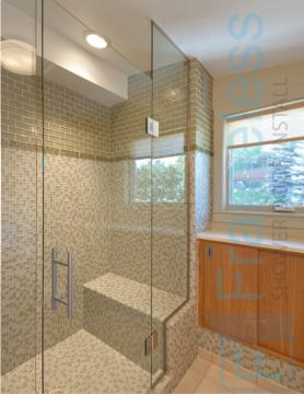 89 Custom Frameless Glass Enclosure Shower Door Installation Home 1