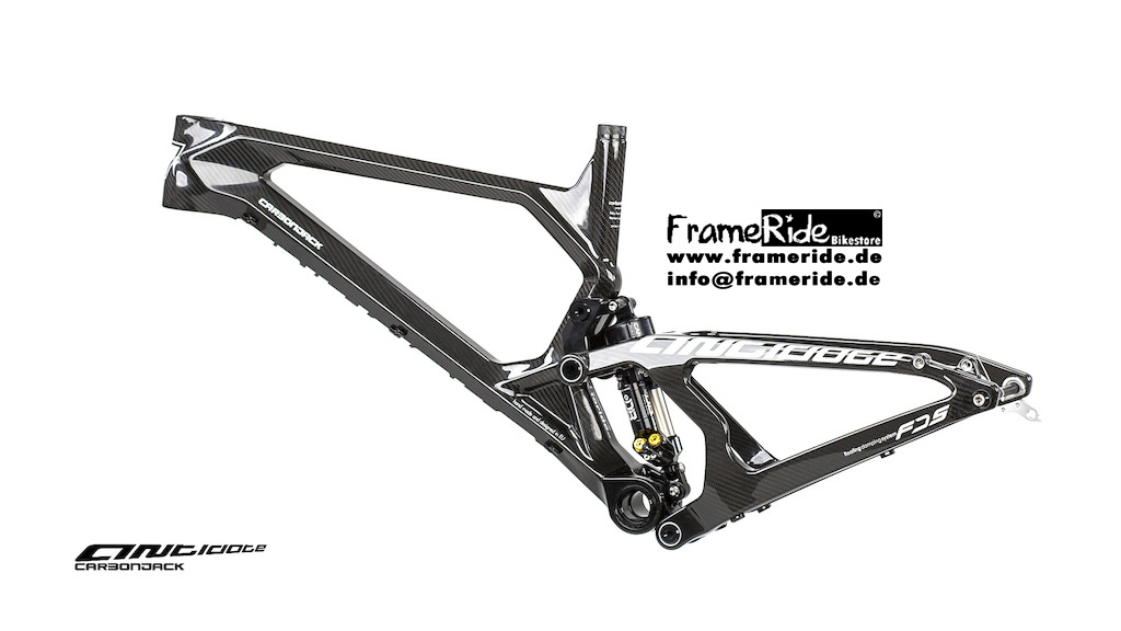 ANTIDOTE CARBON JACK FrameRide Custom Bikes Shop