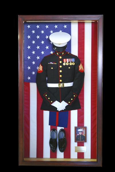Military Uniform  framersmarketgallerycom
