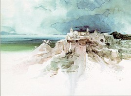 OSTUNI by Michael Atkinson In stock and available - Current price $150