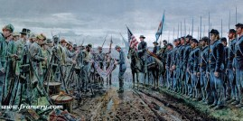 SALUTE OF HONOR Appomattox Courthouse, April 12, 1865 In stock and available Current price - Call