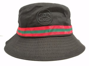 Stussy SS Link Band Bucket Hat