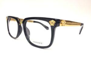 versace the plug eyeglasses