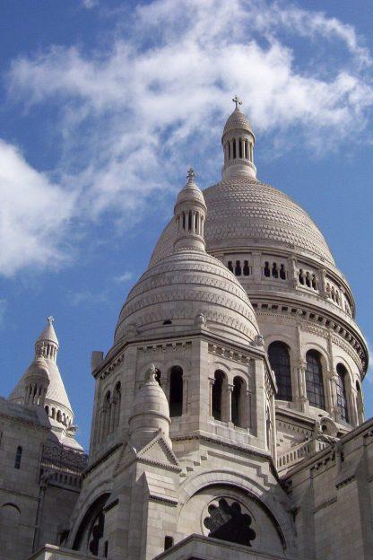 Basilique du Sacre Coeur - Montmartre - Paris