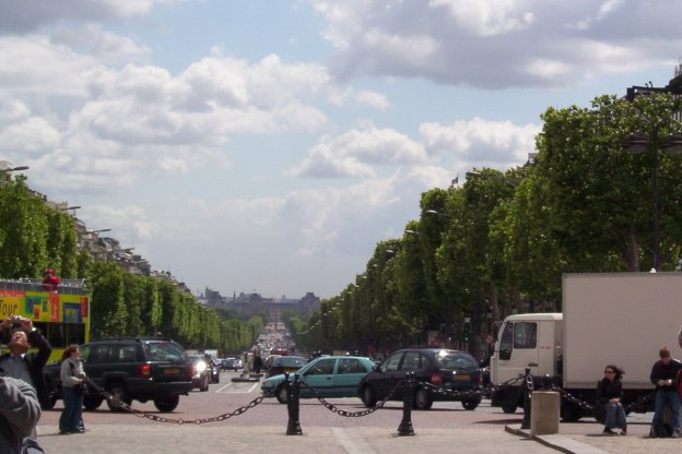 Champs Elysees - Paris - France