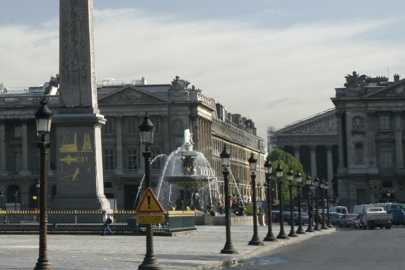 La Madeleine Church - Place de la Concorde - Paris