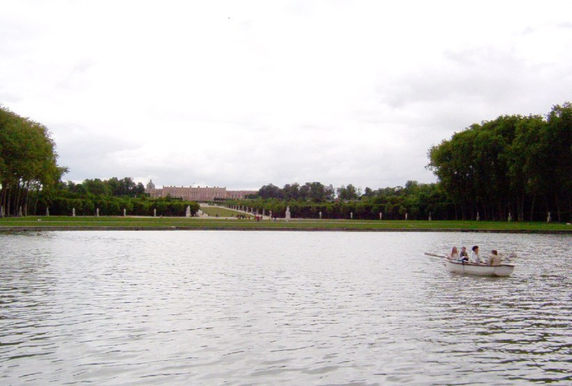 Palace of Versailles - The Grand Canal - France