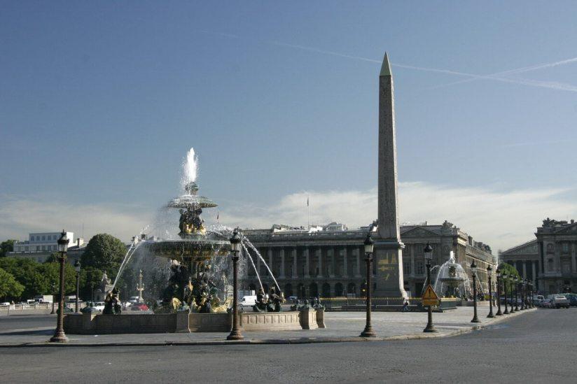 Place de la Concorde - Paris - France